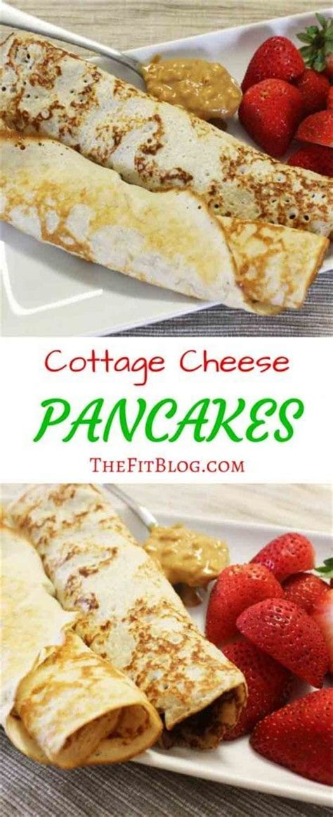 Cottage Cheese Recipes For Breakfast by Low Carb Cottage Cheese Pancakes Recette Gaufres