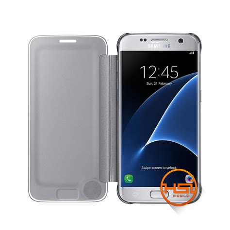Flip Cover Clear S View Samsung Galaxy C9 Pro C9pro C 9 Miror flip cover samsung original clear view galaxy s7 hsi mobile