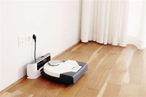 pulisci pavimenti automatico aspirapolvere vorwerk folletto vr100 robot automatico