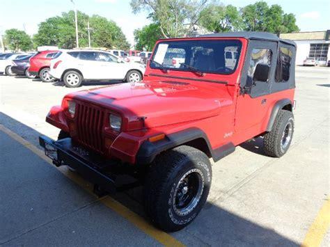 1991 Jeep Wrangler Sale Used 1991 Jeep Wrangler For Sale Carsforsale