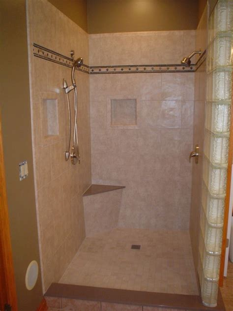 bathroom shower remodeling ideas shower remodel using waterproof wedi shower system glass