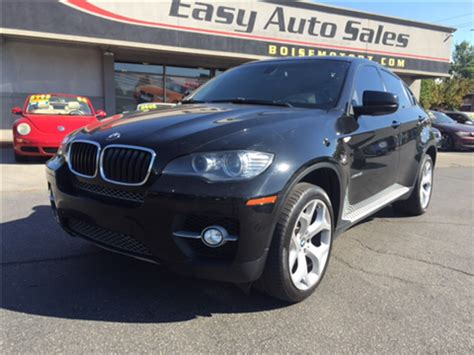 bmw x6 2008 for sale 2008 bmw x6 for sale carsforsale
