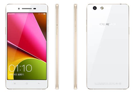 Tablet Oppo Second oppo r1s now official ditches dual sim for lte support gizchina