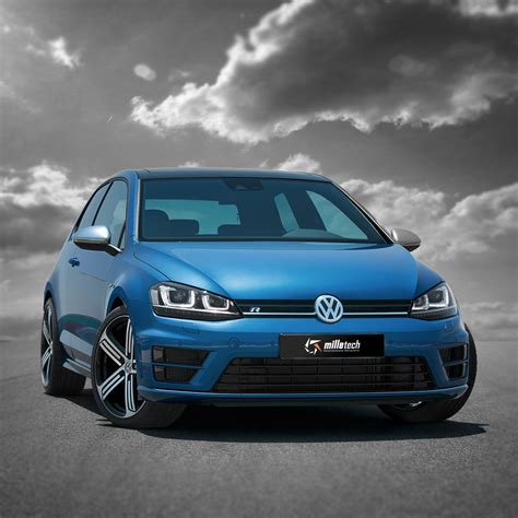 vw golf 7r milletechnology