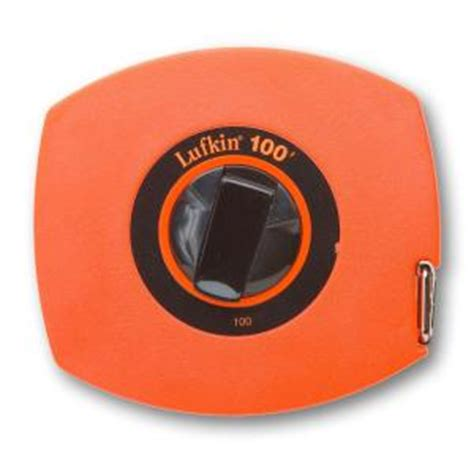 lufkin 100 ft measure 100ls the home depot