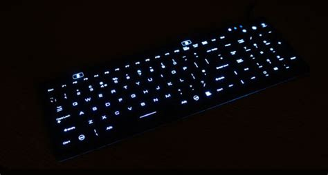 computer keyboard light up keys illuminated keyboard waterproof keyboard with backlit