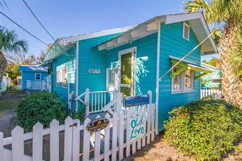 Tybee Island Cabin Rentals by Vacation Rental Companies On Tybee Island Ga