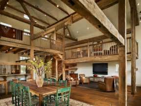 barn home interiors top 25 best converted barn homes ideas on