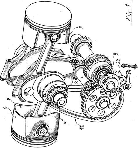 Bmw Motorrad Ersatzteile Israel by Bmw Boxer Motor Schnittzeichnung Motorrad Bild Idee