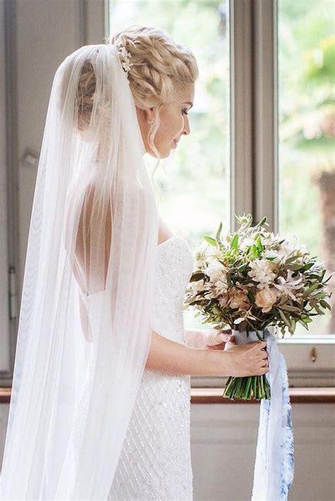 best 25 wedding hairstyles veil ideas on bridal hair accessories with veil flower