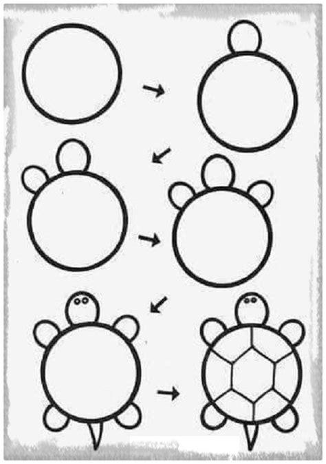 imagenes de animales faciles de hacer dibujos faciles de hacer con lapiz paso a paso dibujos
