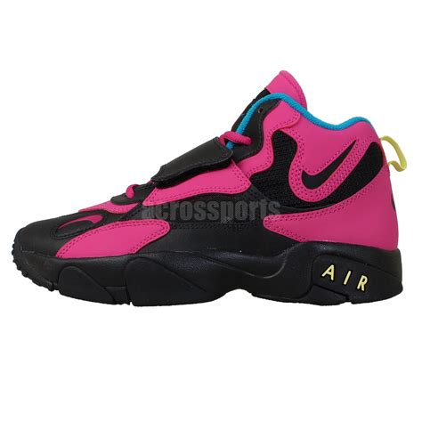 nike velcro shoes for nike air speed turf gs pink black velcro youth