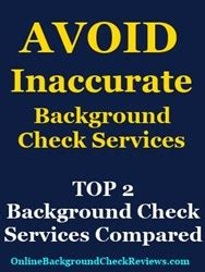 Background Check Services Reviews Best Background Check Service Top 2 Services Compared By Background Check Reviews