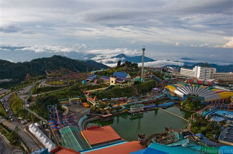 theme park genting theme parks roller coasters ot the happiest place on
