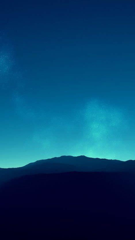 dark sky  mountain hd iphone wallpaper iphone wallpapers