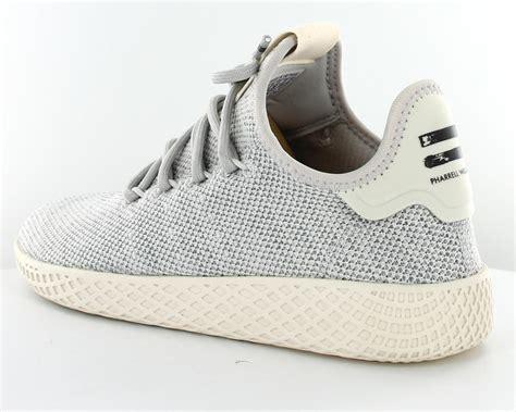 adidas pharell williams tennis hu gris ac