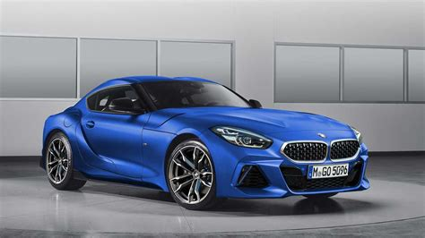 bmw  coupe fan rendering predicts  inevitable