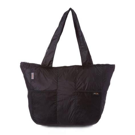 Tas Travel Fold Up samsonite travel accessoires opvouwbare tote bag black