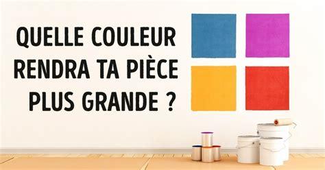 Couleur Pour Agrandir Une Chambre by 10 Astuces Pour Agrandir Visuellement Une Pi 232 Ce