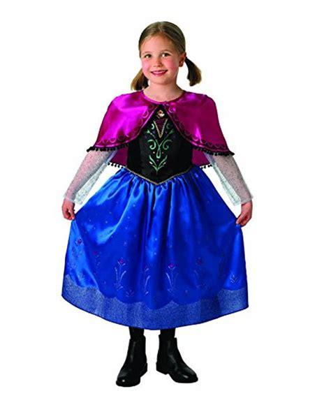 Kostum Princess Frozen Frozen Prinzessin Kost 252 M Offizielles Kleid Aus Dem