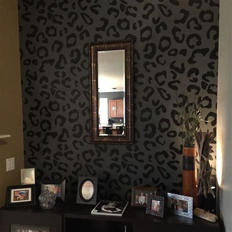 Leopard Bathroom Wall 1000 Ideas About Leopard Wall On Cheetah