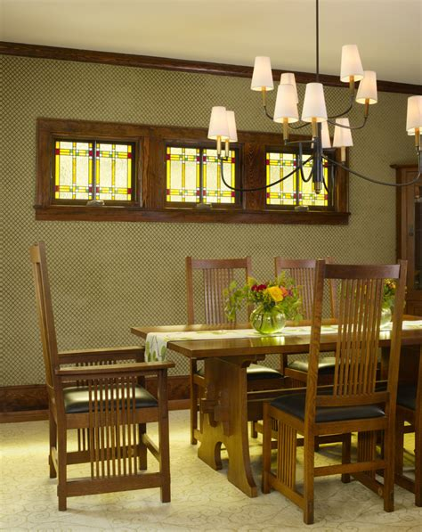 dining room cool stickley interior upgrades a modern bungalow make arts crafts homes and the revival