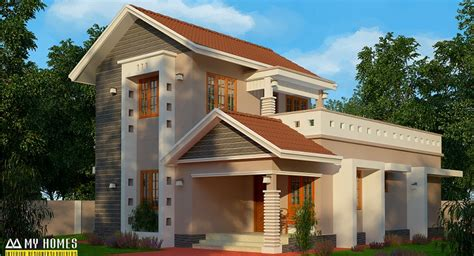 kerala home design facebook 1500 square feet double floor modern traditional home design