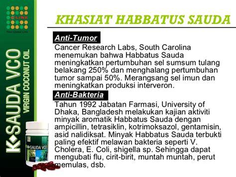 Terbukti Minyak Habbatus Sauda Habbasyifa 200kps apa itu k sauda vco dari k link