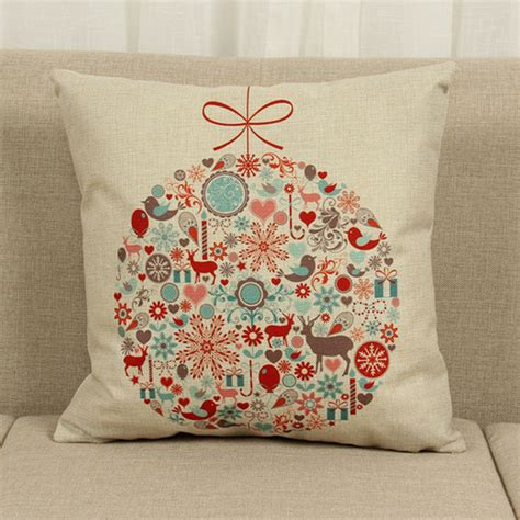 style flax home decor vintage sofa waist cushion