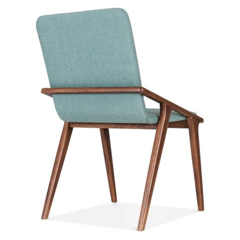 Teal Upholstered Dining Chairs Cult Living Flight Upholstered Dining Chair In Soft Teal Cult Uk