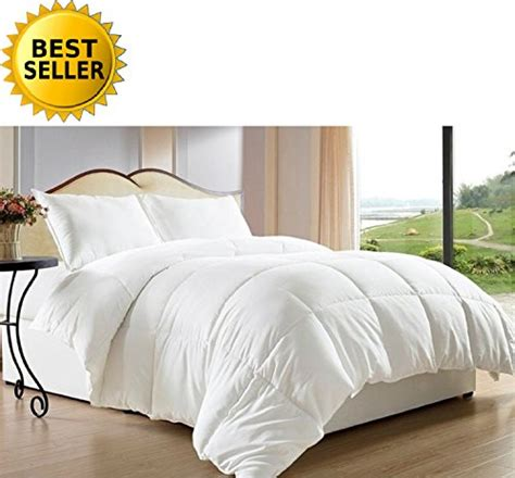 best hypoallergenic comforter celine linen luxury ultra plush down alternative double