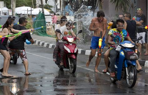 when is new year 2015 in thailand the songkran festival celebrating the thai new year