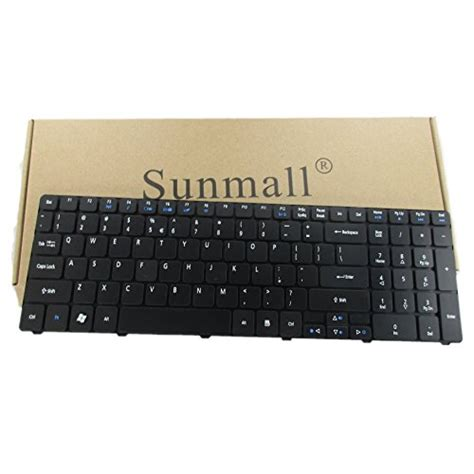 Original Baterai Acer Aspire 5336 5551 5552 5733 5741 5742 6 Cell sunmall a6 laptop keyboard replacement for acer aspire for 5250 5251 5253 5336 5551 5552 5560