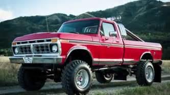 1976 Ford F250 1976 Ford F250 True Original Highboy 4wd 390 V8 Amazing