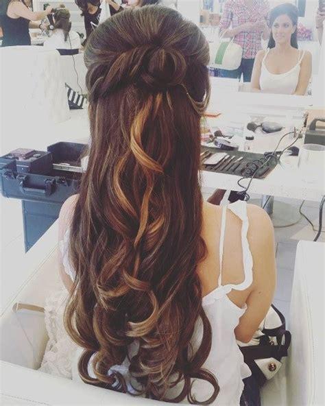 half up half wedding hairstyles 50 stylish ideas for brides
