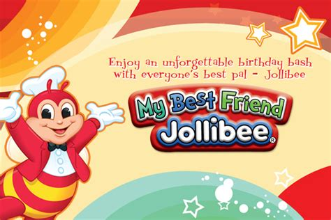 party themes at jollibee 2017 jollibee party packages