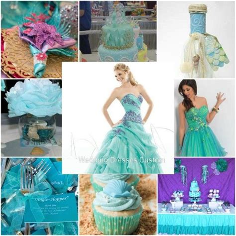 sea themed quinceanera dresses under the sea quince hot quince themes this season