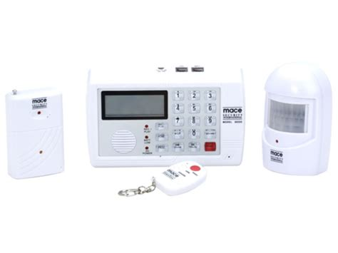mace wireless home security system mpn 80355