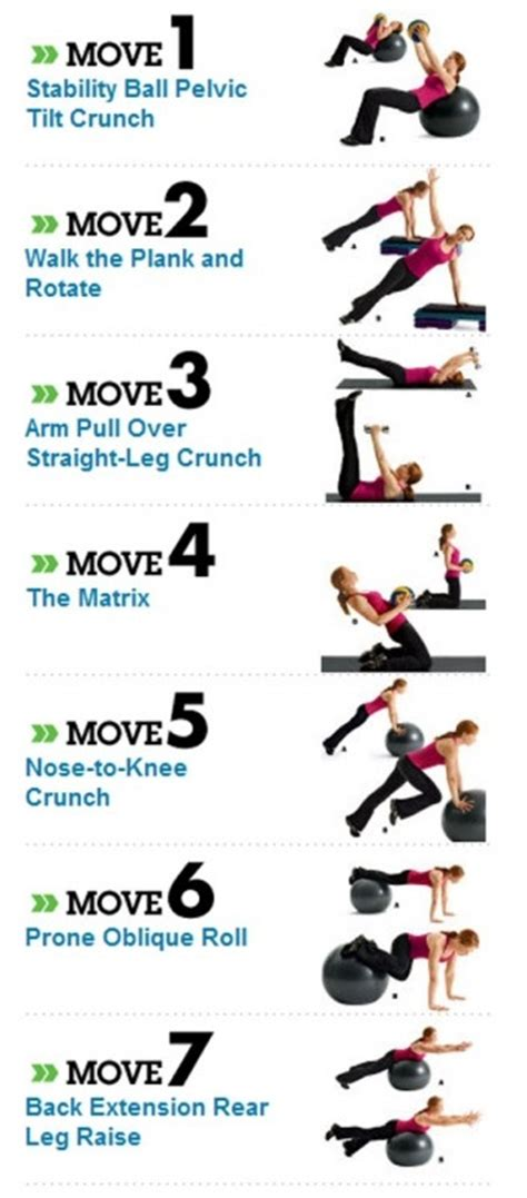 lower ab workouts for