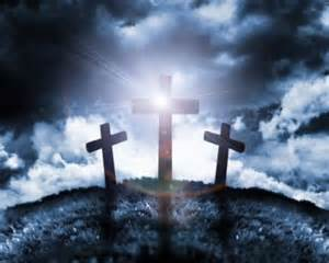 cross of calvary the cross of calvary stands at the
