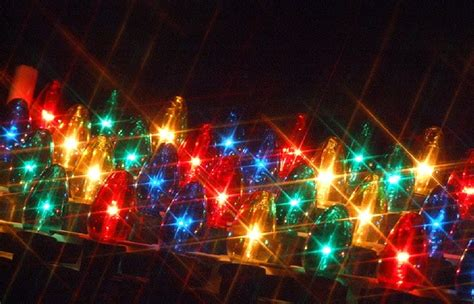 macon county recycles christmas lights helps red cross