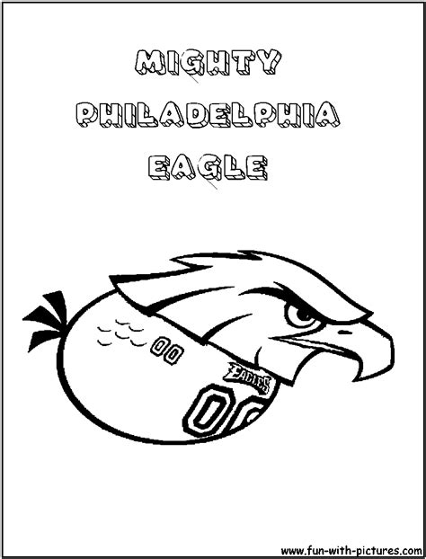 mighty eagle coloring page free coloring pages of angry mighty eagle