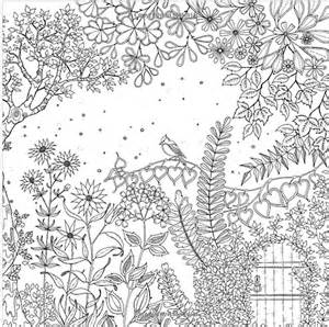 johanna basford coloring book free coloring pages of johanna basford