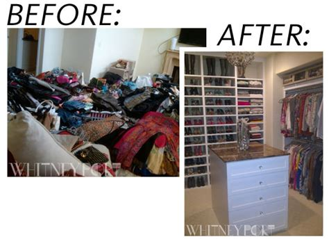 Ikea Closet by Pictures Of Celebrity Wardrobes See Whitney Port S