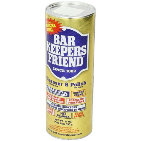 bar keepers friend stove top cleaner bar keepers friend cooktop cleaner 21 ounce