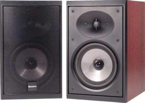 boston acoustics cr67 bookshelf speakers review and test