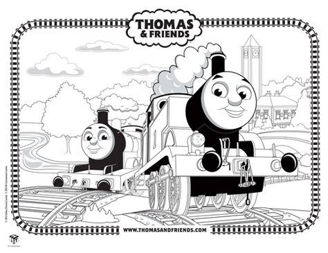 thomas birthday coloring pages http cdn sheknows com printables print thomas and james