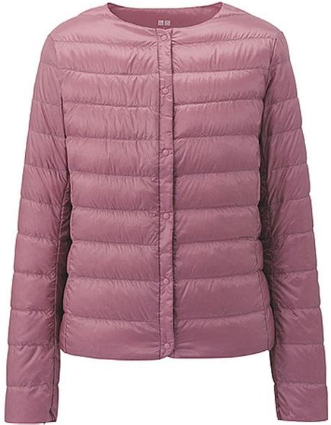 Uniqlo Ultra Light Jacket Review by Uniqlo Ultra Light Compact Jacket In Pink Lyst