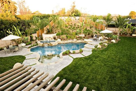 pools in backyards swimming pool simi valley ca photo gallery
