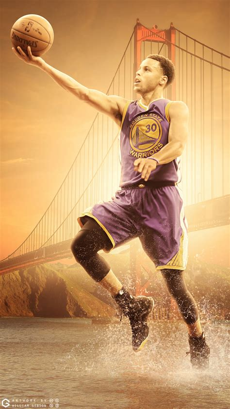 nba wallpapers hd apps android stephen curry warriors mobile wallpaper basketball